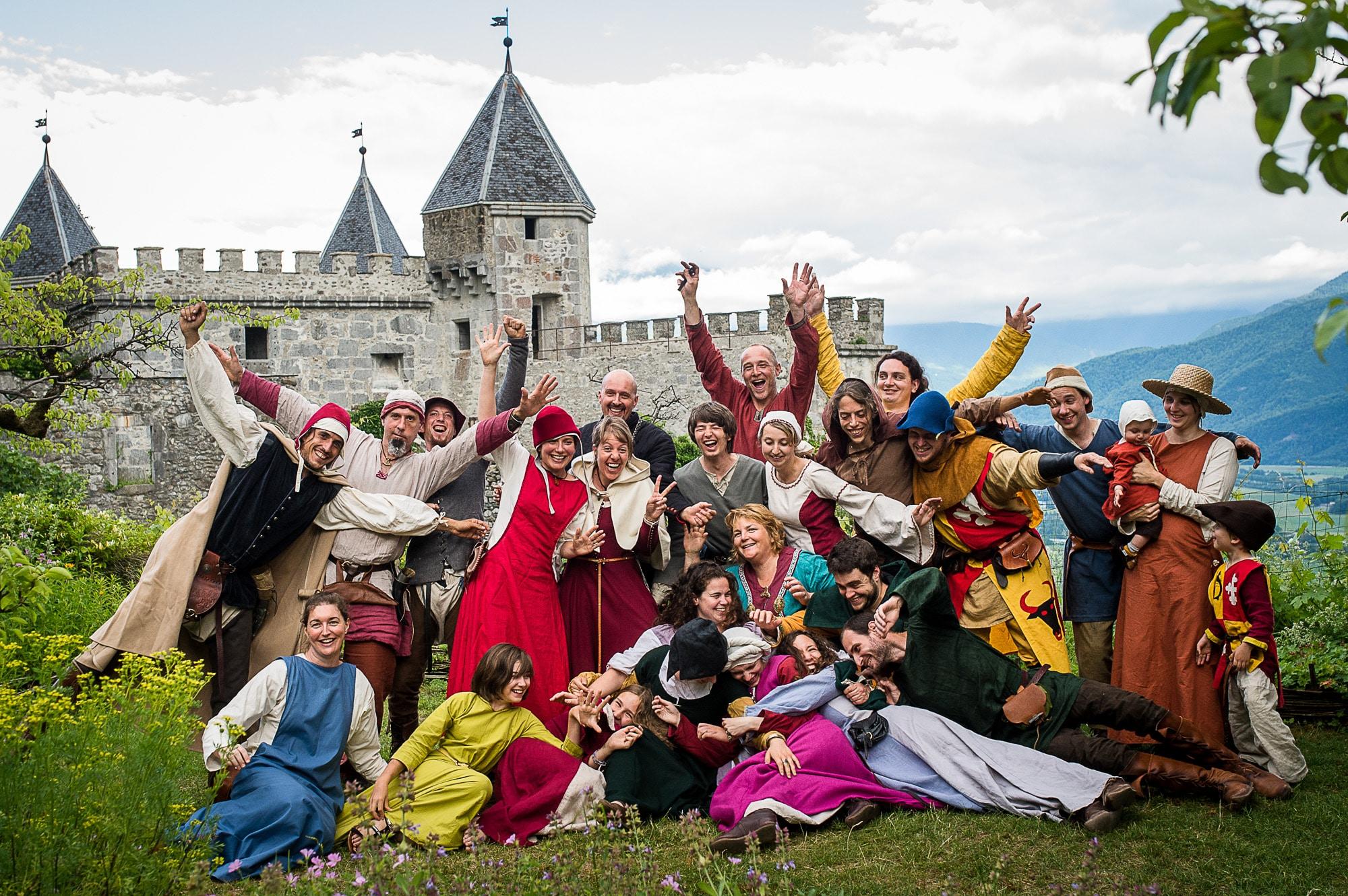 Compagnie médiévale La Lir