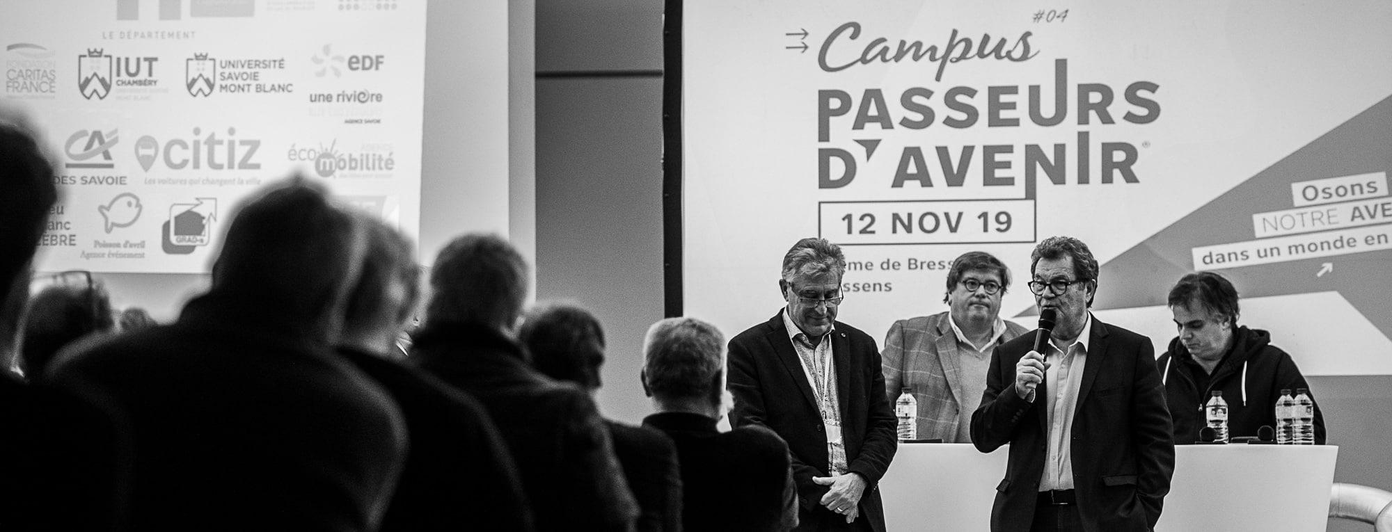 Reportage photo événementiel au Campus Passeurs d'Avenir - Agisens